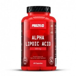Prozis Alpha Lipoic Acid 500mg | 60 caps