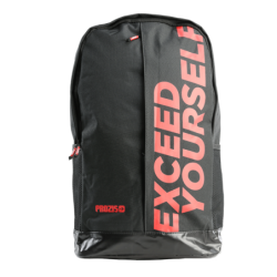 Prozis BackPack Exceed Yourself Black-Red
