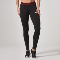Myprotein Women's Seamless Leggings Black