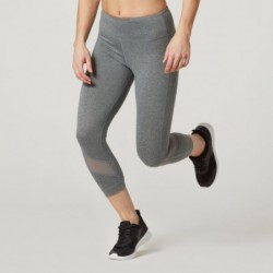 Myprotein Women's Core Cropped Leggings Grey