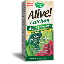 Nature's Way Alive Calcium | 120 tabs