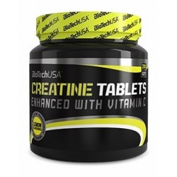 Biotech USA Creatine Tablets | 200 tabs