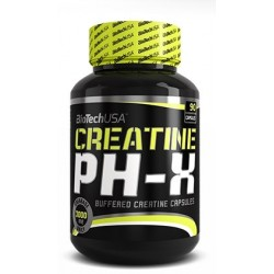 Biotech USA Creatine pH-X | 90 caps