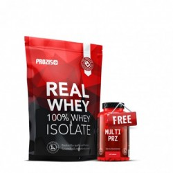Prozis Комбо Стак - Real Whey Isolate + Multi PRZ | 1.000kg + 60 tabs