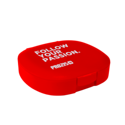 Prozis Pillbox Red - Follow Your Passion
