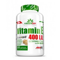 Amix Vitamin E | 200 caps