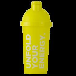 Prozis Shaker Yellow Unfold Your Energy   500ml