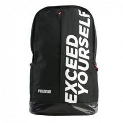 Prozis BackPack Exceed Yourself Black-White