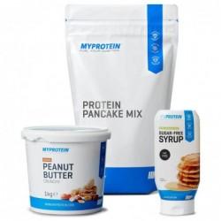Комбо Оферта - Myprotein Палачинки | 0.500kg + 1.000kg + 0.400kg