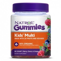 Natrol Kid`s Multi Gummies | 90 gummies