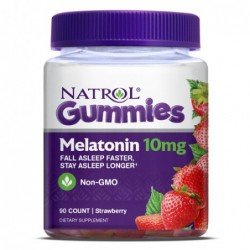 Natrol Melatonin Gummies 10mg | 90 gummies