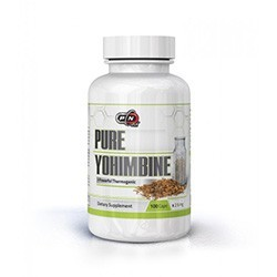 Pure Nutrition Yohimbine HCL | 100 caps