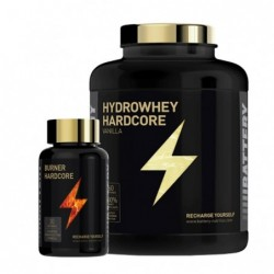 Promo Pack - Battery Hydrowhey + Battery Burner