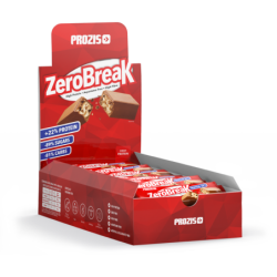 Prozis ZeroBreak - Crunchy Protein Chocolate