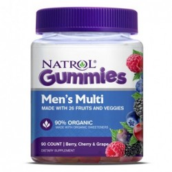 Natrol Men`s Multi Gummies