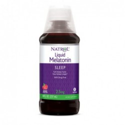 Natrol Melatonin 2.5mg - Liquid