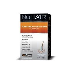 NuHair Hair Regrowth for Men | 60 tabs