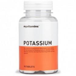 Myvitamins Potassium | 90 tabs
