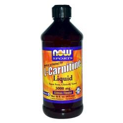 NOW L-Carnitine Liquid 3000mg | 473ml
