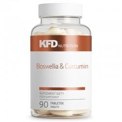 KFD Boswellia & Curcumin | 90 tabs