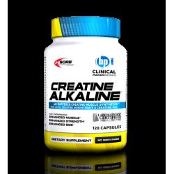 BPI SPORTS Clinikal Creatine Alkaline | 120 caps