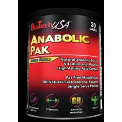 Biotech USA Anabolic Pak 30 packs   30 packs