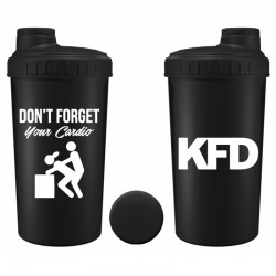 KFD Shaker - Don`t Forget Your Cardio