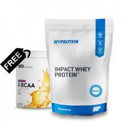 Myprotein Impact Whey Protein + KFD X-BCAA FREE