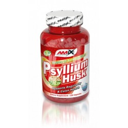 Amix Psyllium Husk 1500mg | 120 caps