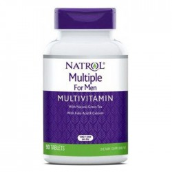 Natrol Multiple For Men Multivitamin | 90 tabs