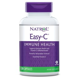 Natrol Easy-C with Bioflavonoids 500mg | 120 caps
