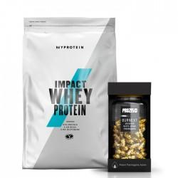 Myprotein Impact Whey Protein + Prozis BurNext