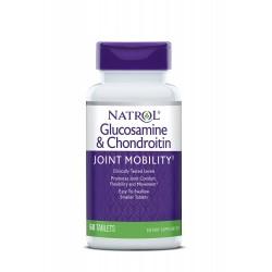 Natrol Glucosamine 1500mg Chondroitin 1200mg