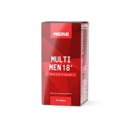 Prozis Multi Men 18+ | 60 tabs