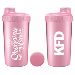KFD Shaker - Shopping Is My Cardio | 700ml