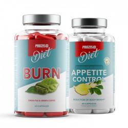 Promo Pack - Prozis Diet Burn + Prozis Appetite Control