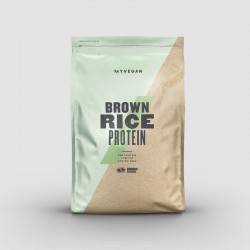 Myprotein Brown Rice Protein 80% | 1.000kg