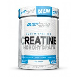 Everbuild Creatine Monohydrate | 0.500kg