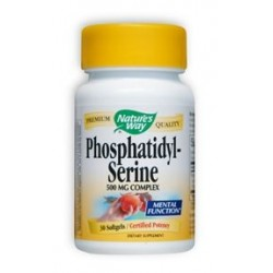 Nature's Way Phosphatidyl-Serine | 30 sgels