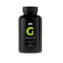 KFD Gastro 10 - Dygestive Enzymes | 90 caps