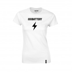 Battery Nutrition T-Shirt Woman