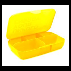 Prozis Pillbox Yellow - Unfold Your Energy