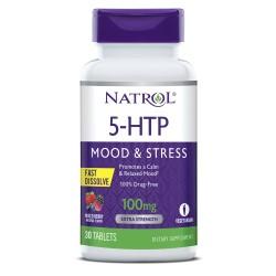 Natrol 5-HTP Fast Dissolve 100mg | 30 tabs
