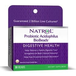 Natrol BioBeads Probiotic Acidophilus