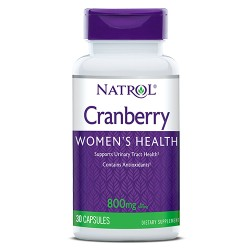 Natrol Cranberry | 30 caps