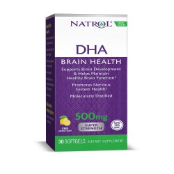 Natrol DHA 500mg Super Strength