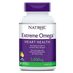 Natrol Extreme Omega 1200mg | 60 sgels