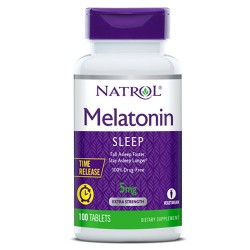 Natrol Melatonin Time Release 5mg