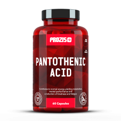 Prozis Pantothenic Acid Vitamin B5 500mg