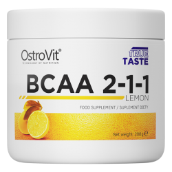 Ostrovit BCAA 2:1:1 Powder